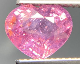 3.21ct  Pink Spinel Glowing Shimmering