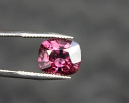 Spinel - Purple-Pink 50/50  - 2.23ct Cert -