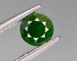 Natural Demantoid Garnet 0.99 Cts, Good Quality Gemstone