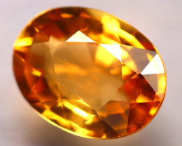 Tourmaline 1.98Ct Natural Golden Yellow Color Tourmaline ES0501/B19