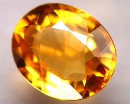 Tourmaline 1.88Ct Natural Golden Yellow Color Tourmaline ES0503/B19
