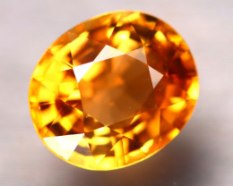 Tourmaline 1.74Ct Natural Golden Yellow Color Tourmaline ES0505/B19