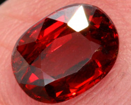 2.1 CTS GARNET FACETED STONE   CG -3504