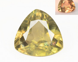 *NoReserve*Turkish Diaspore 2.28 Cts Rare Color Changing Natural Gemstone