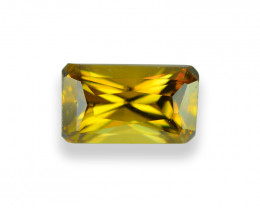 0.82 Cts Stunning Lustrous Natural Sphene