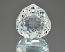 Natural Topaz 25.35 Cts Perfect Precision Cut