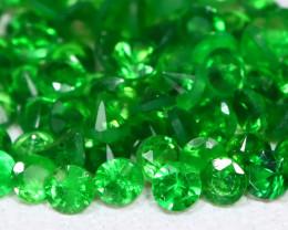 Tsavorite 1.71Ct Calibrate 1.50mm Natural Green Tsavorite Garnet B4464