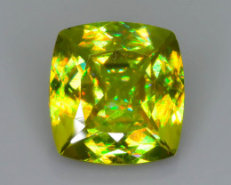 Rare AAA Fire 2.37 ct Sphene Sku-63