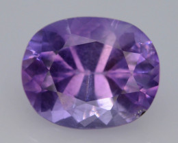 2.50 CT Natural Gorgeous Color Fancy Cut Amethyst A.Q