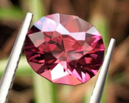 1.92 ct Tourmaline With Fine Cutting Gemstone