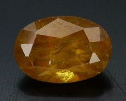 Top Fire 0.75 ct Natural Titanite Sphene Tz
