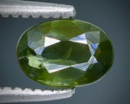 0.58 Crt  Sapphire Faceted Gemstone (Rk-25)