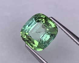 2.10 Cts Afghanistan Top Quality Blue/Green Natural Top Quality Tourmaline