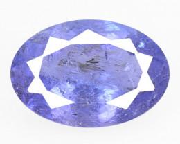 1.19 Cts  Amazing rare Violet Blue Color Natural Tanzanite Gemstone
