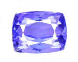 0.97 Cts Amazing rare Violet Blue Color Natural Tanzanite Gemstone