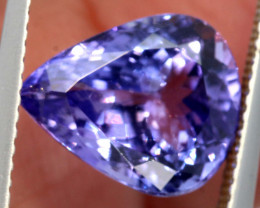 3.80 CTS  TANZANITE FACETED STONE  PG-3512