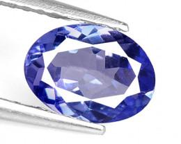 0.83 Cts Amazing rare Violet Blue Color Natural Tanzanite Gemstone