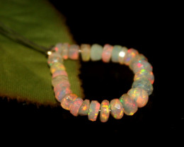 3.95 Crts Natural Ethiopian Welo Faceted Opal 5
