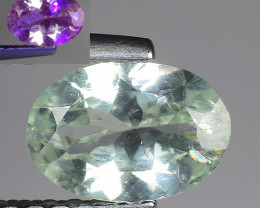 0.65 Ct Aig Cert Alexandrite Rare Color Change Gemstone