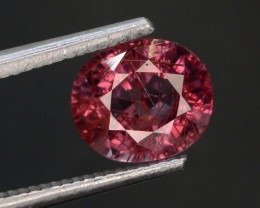 Pink Color 1.10 ct AAA Brilliance Natural Zircon ~ Cambodia