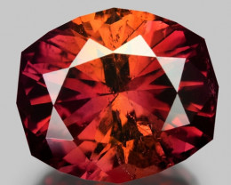 5.63 CT TOP TOURMALINE FANCY CUT GEMSTONE TF1