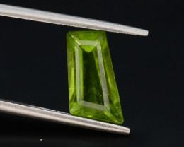 3.00 Ct Untreated Green Peridot ~tz