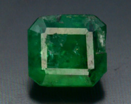 Top Quility 0.95 ct Natural Vivid Green Color Emerald~Swat .t