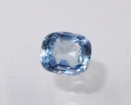 1.15ct unheated clean sapphire