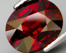 5.20 ct. Natural Earth Mined Rhodolite  Garnet Africa - IGE Certified