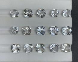 33.49 CT Topaz Gemstones parcel