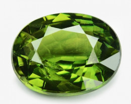 Green Sapphire 2.41 Cts Amazing Rare Natural Fancy Loose Gemstone