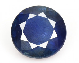 0.80 Cts Amazing Rare Natural Fancy Blue Ceylon Sapphire Loose Gemstone