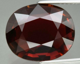 5.93 Ct. Natural Unheated Brownish Orange Tourmaline, Mozambique