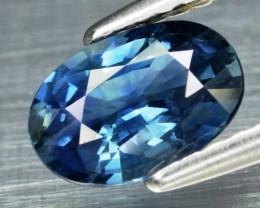 1.05 ct. 100% Natural Earth Mined Blue Sapphire Africa