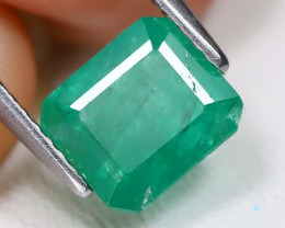 Zambian Emerald 2.31Ct Octagon Cut Natural Green Color Emerald B4949