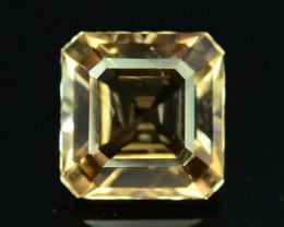 Ring Size 1.80 ct Asscher Cut Topaz~QK