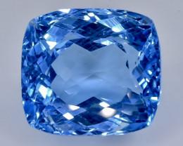 33.65 Crt  Topaz Faceted Gemstone (Rk-26)