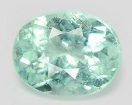 *NoReserve*Paraiba Tourmaline 0.41 Cts Natural Blue Green Copper Bearing