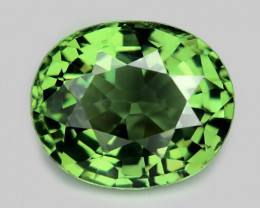 Green Sapphire 0.85 Cts Sparkling  Rare Natural Fancy Loose Gemstone