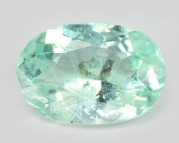 *No Reserve* Paraiba Tourmaline 0.53 Cts Natural Blue Green Copper Bearing