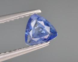 Certified Blue Sapphire 0.52 Cts from Kashmir (jammu)