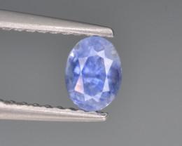 Certified Blue Sapphire 0.55 Cts from Kashmir (jammu)