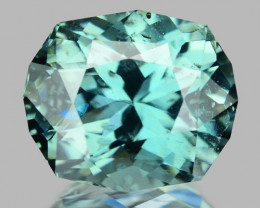 3.36 Cts AAA Grade Sparkling Seafoam Blue Tourmaline ~ FT7