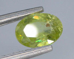 Top Fire 0.75 ct Natural Sphene