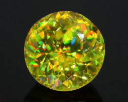 Rare AAA Fire 1.29 ct Sphene Sku-63