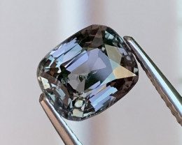 2.31 Cts Burma Blue Grey AAA Quality Natural Spinel Unheated