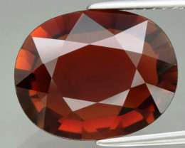 5.38ct   Natural Unheated Brownish Orange Tourmaline, Mozambique