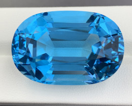 99.66 CT Topaz Gemstones Top Colour Top Luster with fine Cutting