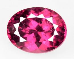 1.45 Cts Unheated Natural Purple Pink Umbalite Garnet Gemstone