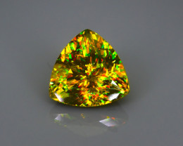 WOW Brilliance Fire 2.47 ct Sphene  Madagascar Sku-63